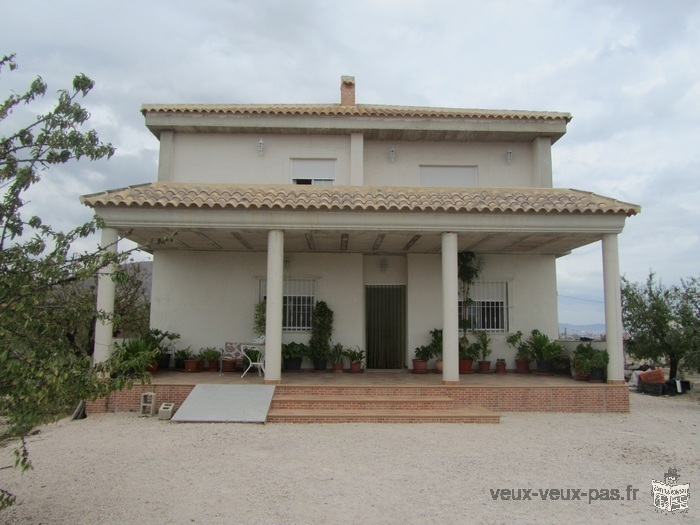 FINCAS AND HOUSES FOR SALE IN SPAIN (ORIHUELA ALICANTE)