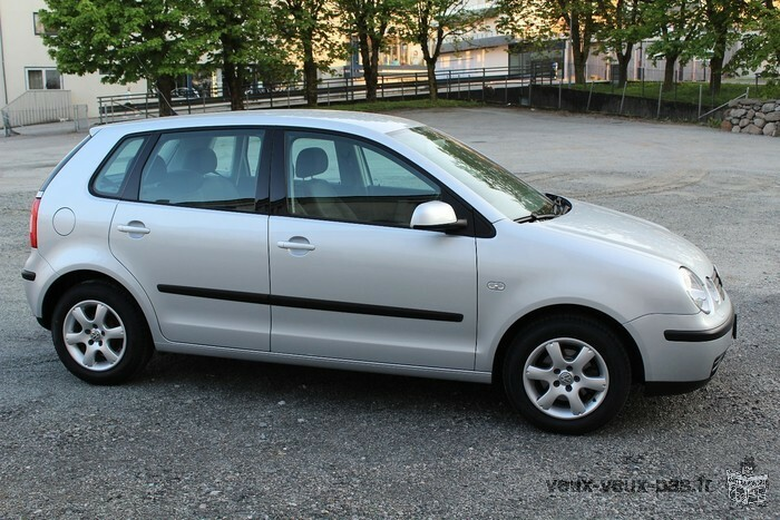 I am selling my Volkswagen Polo 2002