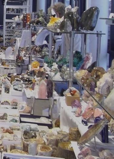 19ème Bourse exposition de minéraux et fossiles de Langueux Côtes D'Armor
