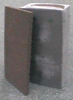 isolation en liège expansé noir plaques et granulés