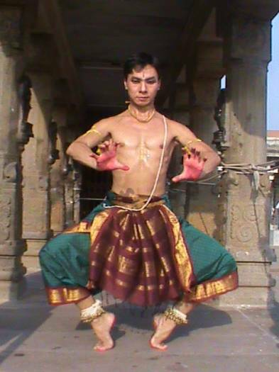 Cours Particuliers Danse Indienne