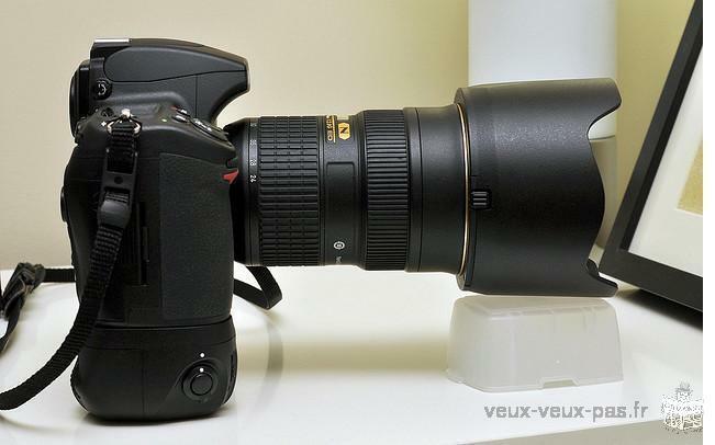 Nikon D700 +24-70mm