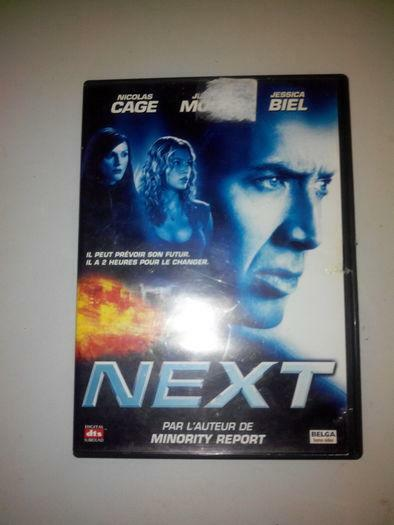 DVD Next Nicolas Cage Excellent etat 2007
