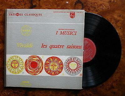 Vinyle Vivaldi Les Quatres Saisons