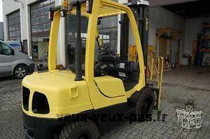 Marchine tracteur hyster Chariot elevateur