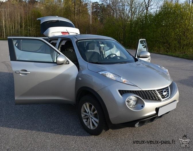 Nissan Juke 1.5 dCi Parfait état