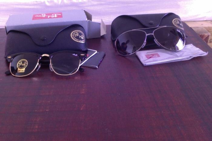 Vends RAY BAN (2 paires)