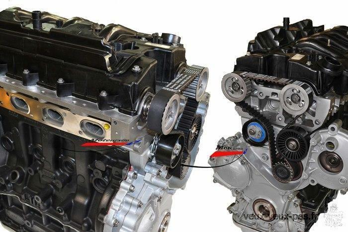 Bloc moteur renault trafic 2.5 DCi