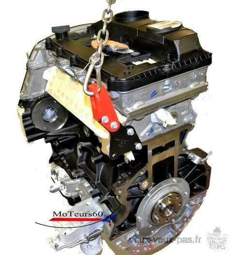 Moteur Ford Transit 2.4 TDCi