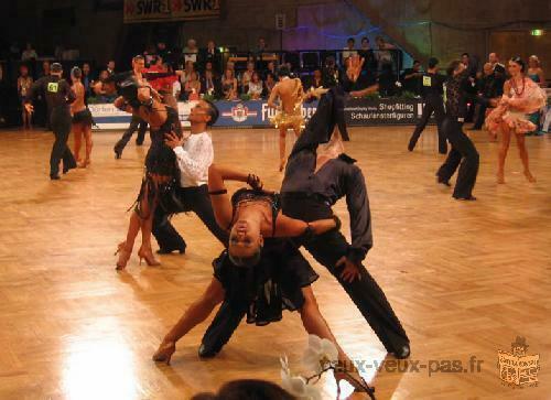 Club Esterel Danse Sportive (rock, salsa, chacha, tango, valse, etc.)