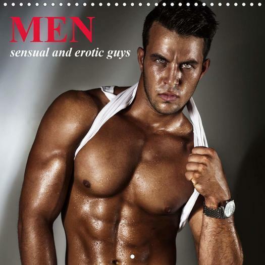 Men * sensual and erotic guys 2020: