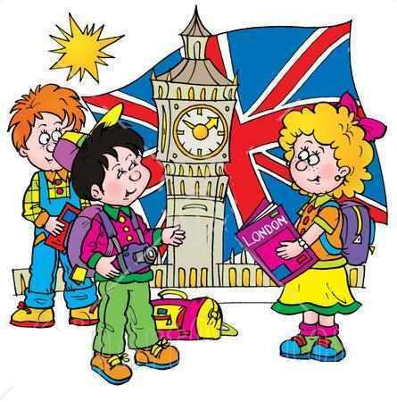 Anglaise donne cours d'anglais aux enfants et adultes