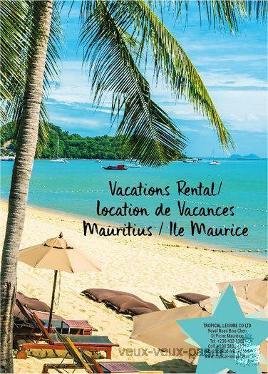 Appartements indépendants avec licences à louer à L'Ile Maurice