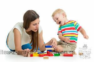 Au pair, babysitters, garde d'enfants de nounou Je suis prêt à travailler pour vous