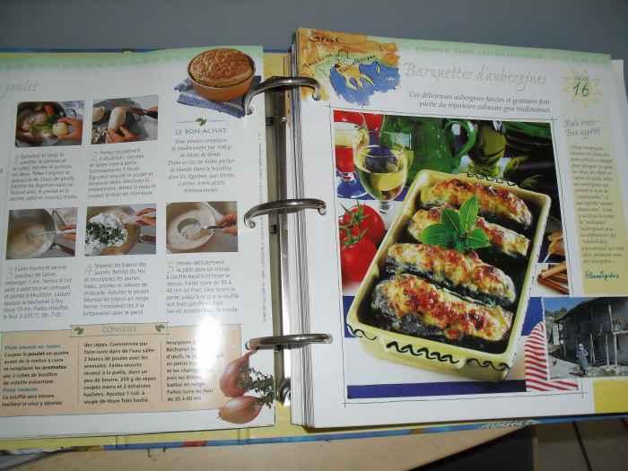 Collection cuisine méditerranéenne