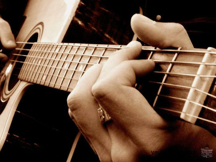 Cours de musique - MAO / Guitare / Piano / Chant