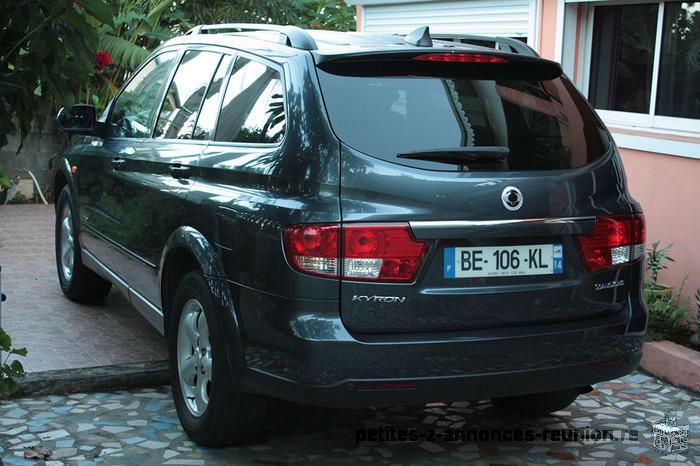 KYRON M200 XDI 140 BVA LUXE