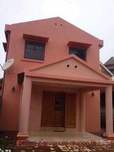 Location maison à Diégo-Suarez
