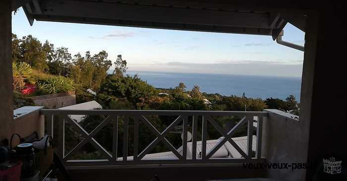 Maison 5 pièces vue sur océan La Montagne 8ème /1556€ CC