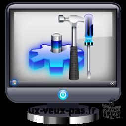 Réparation d'ordinateur PC et Portable,réinstallation des systèmes windows