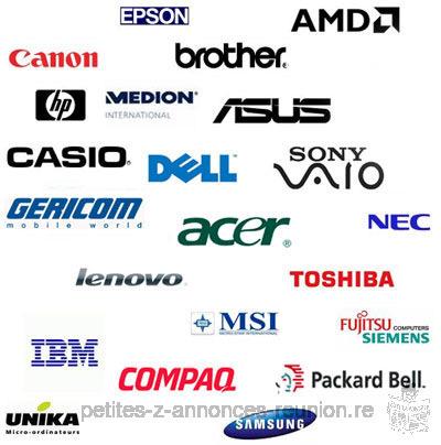 Réparation express d'ordinateurs portables et de bureau