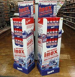 Recherche Distributeur de notre produit INOX MX3 à la Réunion