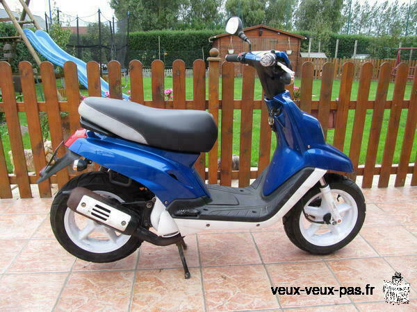 Scooter MBK Spirit Bleu