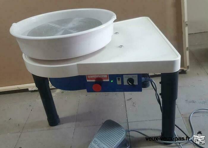 Tour de potier électrique Shimpo RK-3E
