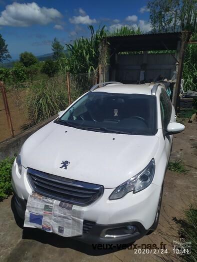 Vend Peugeot 2008 e-HDI