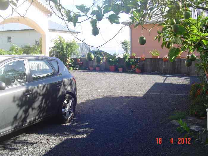 Villa 2008 sainte-marie chiendent