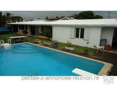 Villa 6 pièces 145 m2 à Saint-Benoît