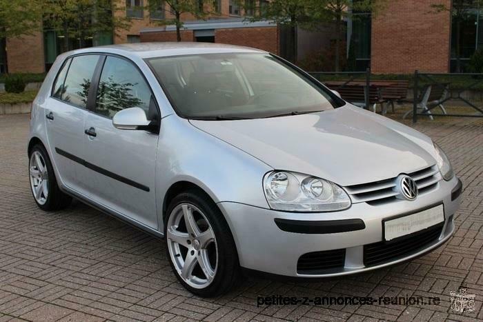 Volkswagen Golf V 2.0 TDI 140CH CONFORT DSG