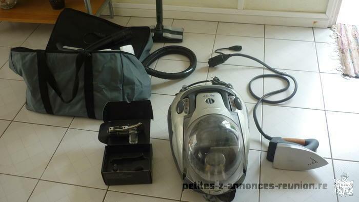 aspirateur vapeur haute pression