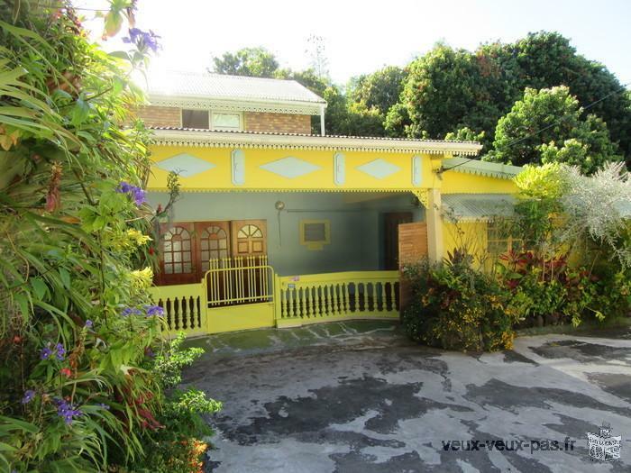 maison creole f5