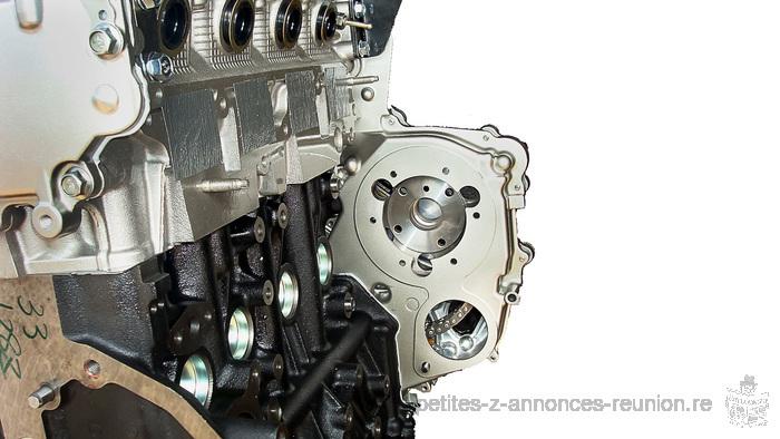 moteur Nissan navara