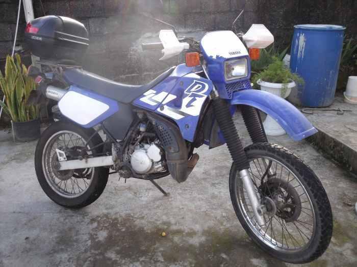 Petite Annonce Vend Moto 125 Dtr 2 Temps Jean Petit 97480