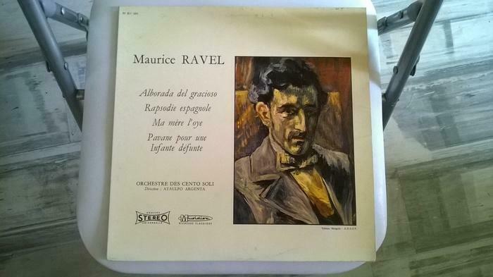 33 T Maurice Ravel