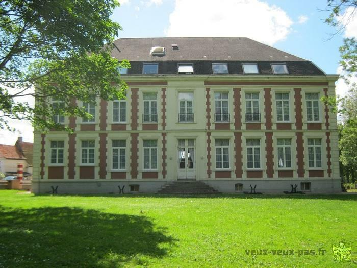Chateau de Moulin le Comte, 4 EPIS GDF Chambres et tables d'hôtes