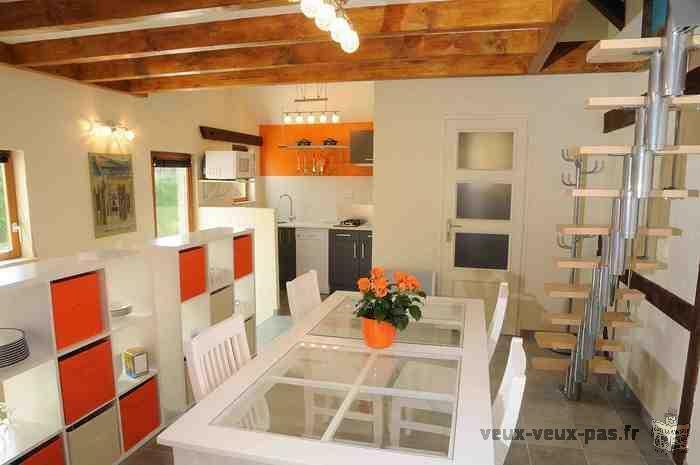 Eichestuba - Gîte et chambres d'hôtes en Alsace