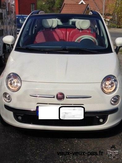 JOLIE Fiat 500 1.2
