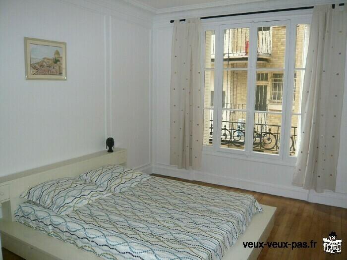 Location appartement de type F3 à Courbevoie