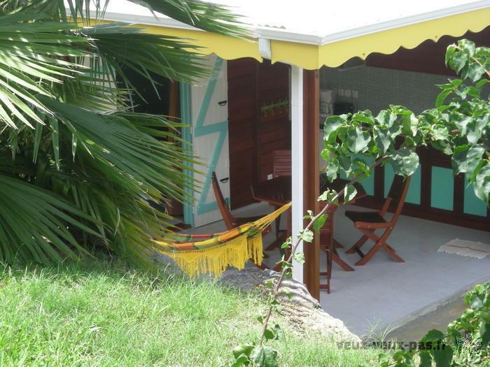 Locations de vacances en Gites/Bungalows bois à 250m de la plage,vue mer