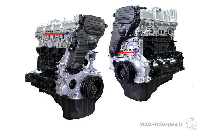 Moteur Ford ranger 2.5 tdci