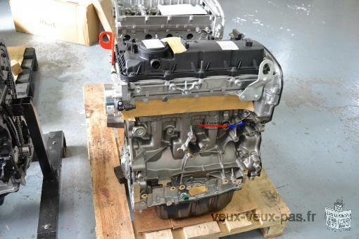 Moteur Nu Ford Ranger 2.2 Tdci 150 cv QJ2R Ford