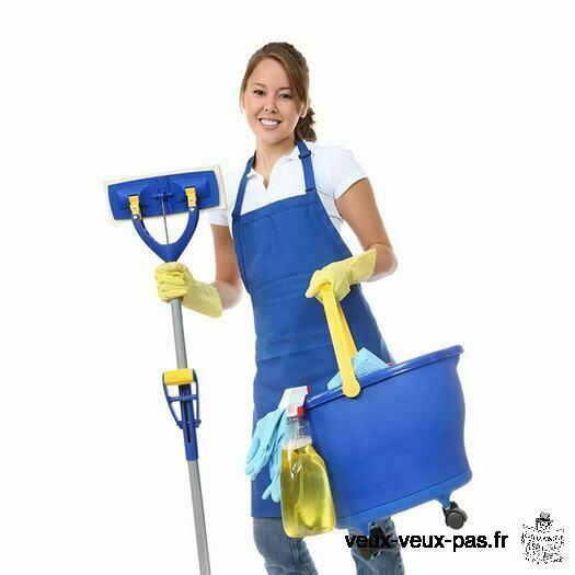 Recherche aide ménagère