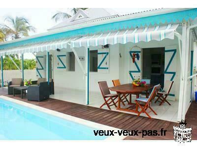 Villa 3 chambres piscine à Macouria