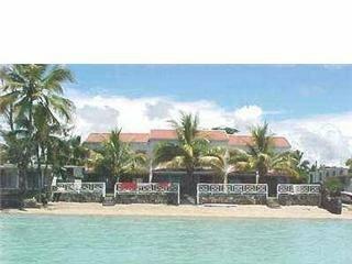 Villa pied dans l'eau Grand bay Ile Maurice