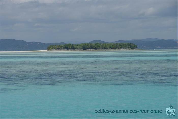 catamaran à louer pour croisière dans l'archipel de nosy be