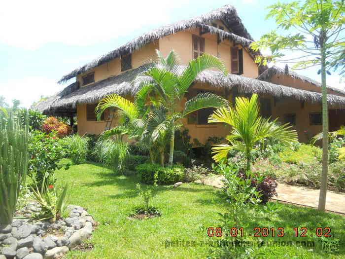 location villa vacances nosy be