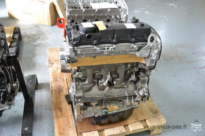 moteur Ford ranger 2.2